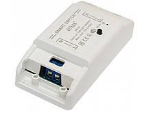 WIFI выключатель сетевой Luxel SM-04