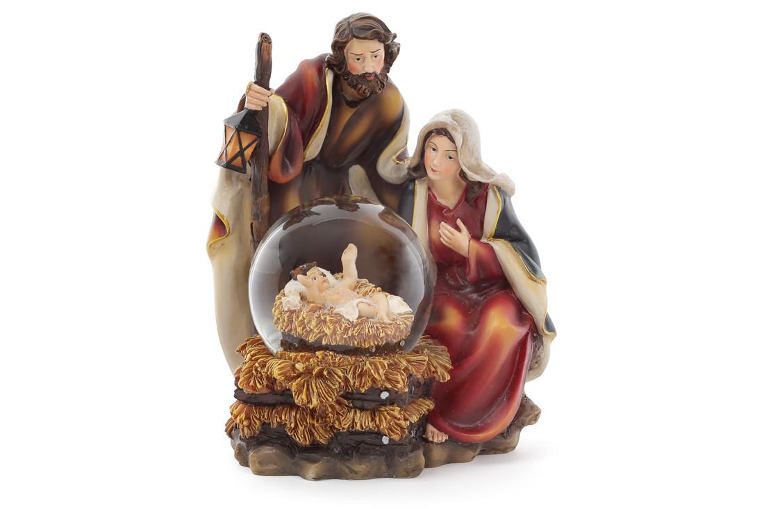 """Рождественский шар """"Вертеп"""""""