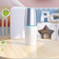 Портативный USB очиститель воздуха УФ бактерицидная лампа для салона авто и небольших помещений TURBO CLEAN U, фото 5