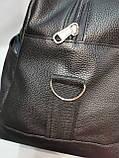 Спортивная дорожная сумка искусств кожа высококачественный Унисекс стильный Мужские и женские оптом, фото 7