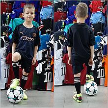 Детская футбольная форма ФК Манчестер Сити  2020-2021 г
