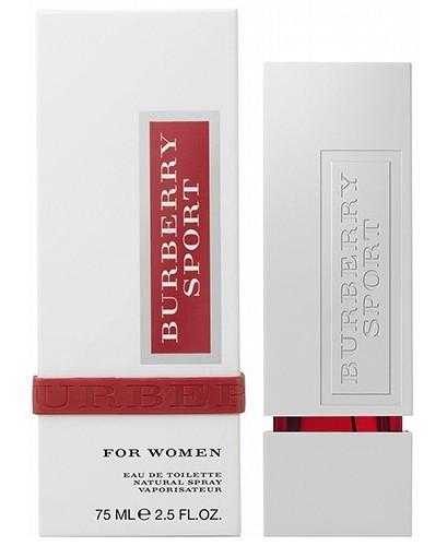 Burberry Sport Woman туалетная вода 75 ml. (Барбери Спорт Вумен)
