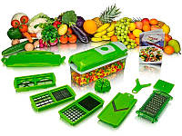 Измельчитель продуктов терка Nicer dicer plus овощерезка