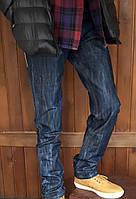 Чоловічі класичні джинси Vigoocc 729 синьо-сірі. Розмір 29