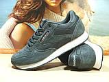 Мужские кроссовки Reebok classic  серые 42 р., фото 6