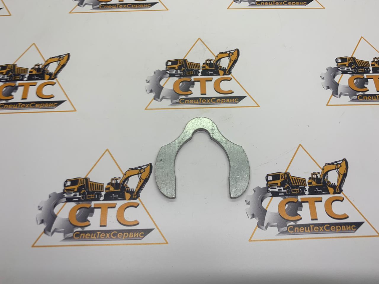 Стопорное кольцо для передней либо задней стрелы(60мм) на JCB 3CX, 4CX номер : 821/00517