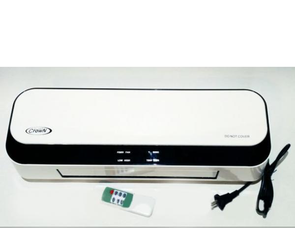 Тепловая завеса Crown на 2кВт HW-2044 с климат-контролем, керамический нагреватель
