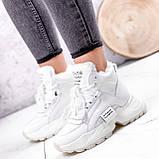 Ботинки женские Tress белые 2702, фото 2
