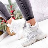 Ботинки женские Tress белые 2702, фото 3