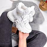 Ботинки женские Tress белые 2702, фото 4
