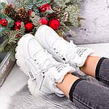 Ботинки женские Tress белые 2702, фото 6