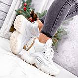 Ботинки женские Tress белые 2702, фото 7