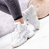Ботинки женские Tress белые 2702, фото 8