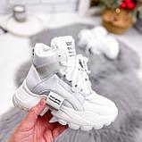 Ботинки женские Tress белые 2702, фото 9