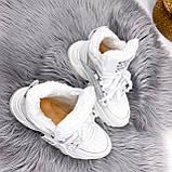 Ботинки женские Tress белые 2702, фото 10