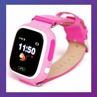 Детские Смарт Часы Q90 GPS Трекер Smart Baby Watch, фото 1