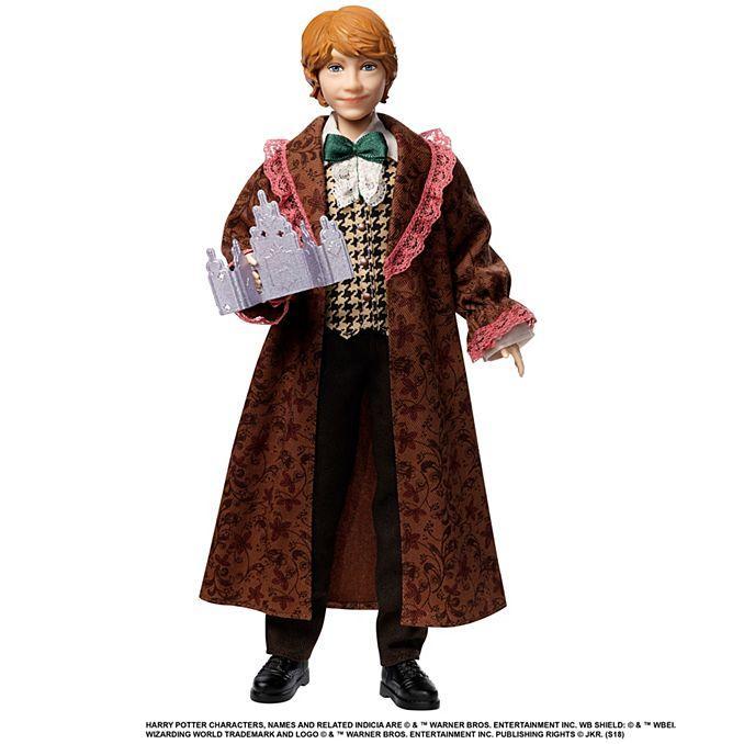 Лялька Рон Візлі Святковий бал Гаррі Поттер кубок вогню Harry Potter Ron Weasley Yule Ball визли висли