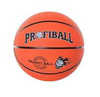 М'яч баскетбольний VA-0001-1 розмір 6, гума, 550 г