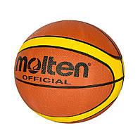М'яч баскетбольний  розмір 5, гума, 470-490 г