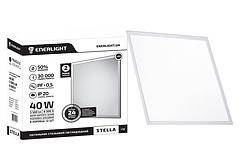 Светильник потолочный светодиодный ENERLIGHT STELLA 40Вт 6500K, MS10шт / ящ