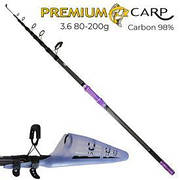 "Спиннинг телекарп ""Premium carp"" 3.6м 80-200г"
