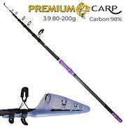 "Спиннинг телекарп ""Premium carp"" 3.9м 80-200г"