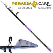 "Спиннинг телекарп ""Premium carp"" 3.3м 80-200г"