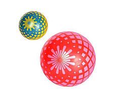 М'яч дитячий MS 3011-4 6 дюймів, ПВХ, 60г, сітка.