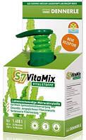 Комплекс  мультивитаминов и микроэлементов Dennerle S7 VitaMix для аквариумных растений, 250 мл,  на 8000л