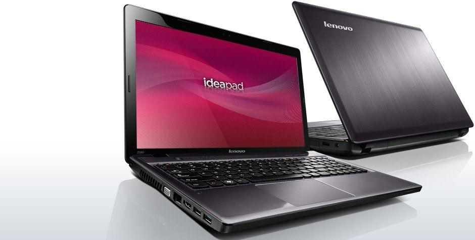 "Lenovo IdeaPad Z580 / 15.6"" / Intel Core i7-3520M (2.9-3.6 GHz) / 8 GB RAM / 240 GB SSD / DVD"