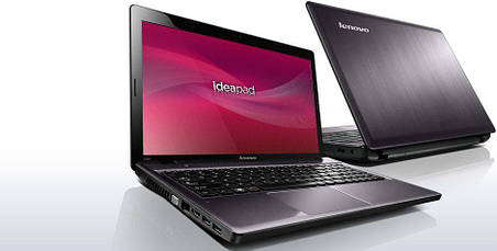 "Lenovo IdeaPad Z580 / 15.6"" / Intel Core i7-3520M (2.9-3.6 GHz) / 8 GB RAM / 240 GB SSD / DVD, фото 2"