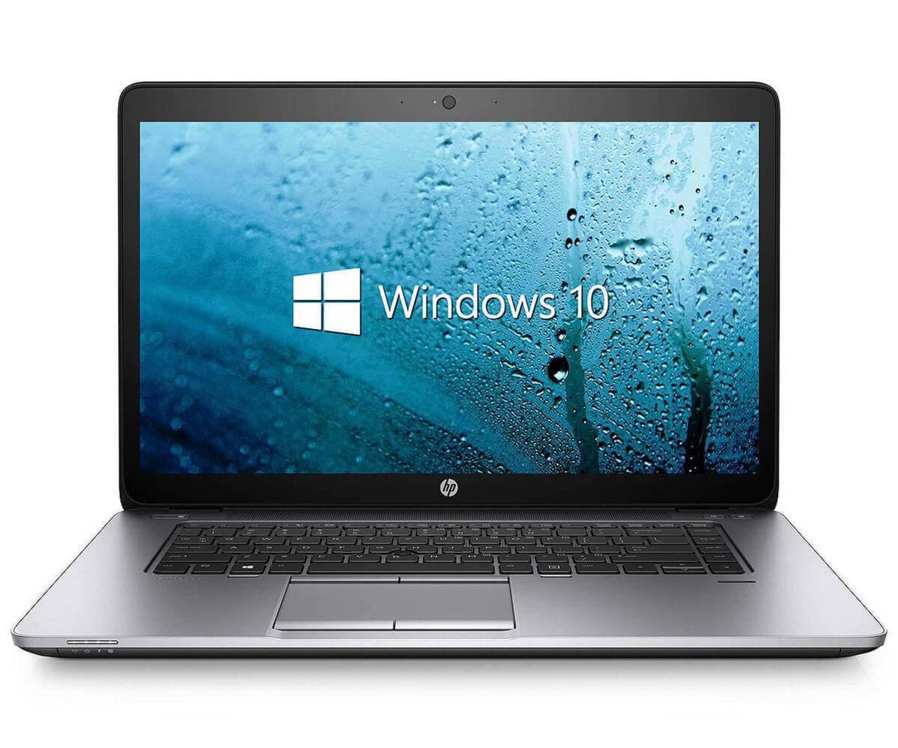 """HP Elitebook 850 G1 / 15.6"""" (1920х1080) / Intel Core i5-4300U (2(4)ядра по 1.9 - 2.9 GHz) / 8GB DDR3L / 256 GB"""
