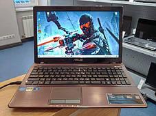 Asus X53S / 15.6 (1366x768) TN / Intel Core i5-2430M (2 (4) ядра по 2.4 - 3.0 GHz) / 8 GB DDR3 / 240 GB SSD /, фото 3