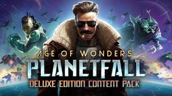 Age of Wonders: Planetfall - Deluxe Edition Content ключ активации ПК