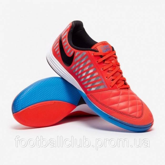 Футзалки Nike LunarGato IІ* 580456-604 6,5UK-40,5EUR-25,5CM