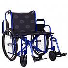 Инвалидная коляска с усиленной рамой Millenium Heavy Duty, фото 5