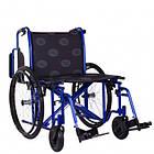 Инвалидная коляска с усиленной рамой Millenium Heavy Duty, фото 6