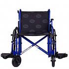 Инвалидная коляска с усиленной рамой Millenium Heavy Duty, фото 8