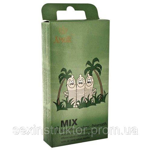 Презервативы - Amor Mix, 12 шт.