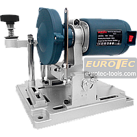 Заточной станок для пильных дисков 90-400 мм Eurotec SS201, станок для заточки дисковых пил с напайками, фото 1