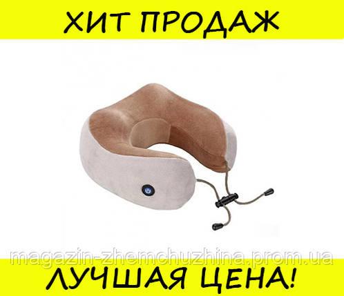 Sale! Массажер U-Shaped Massage Pillow SHAKE, фото 2