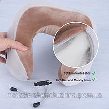 Sale! Массажер U-Shaped Massage Pillow SHAKE, фото 3