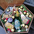 Новогодний набор с шампанским, фото 2