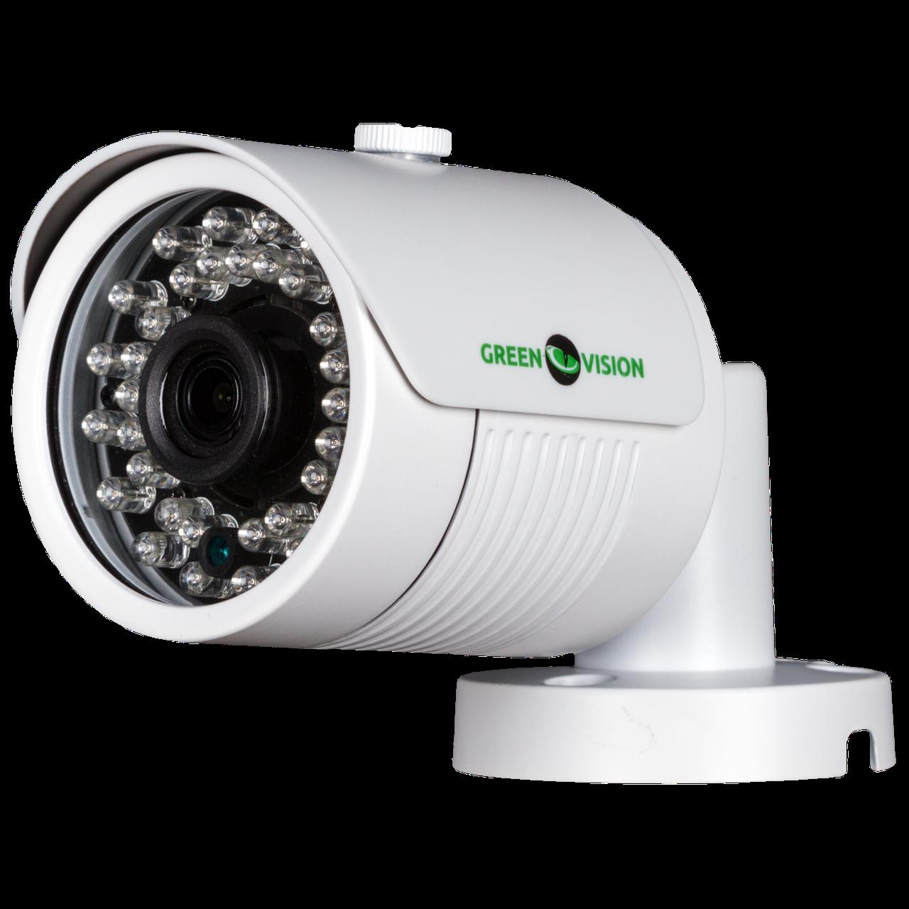 IP камера наружная  GreenVision GV-058-IP-E-COS30-30