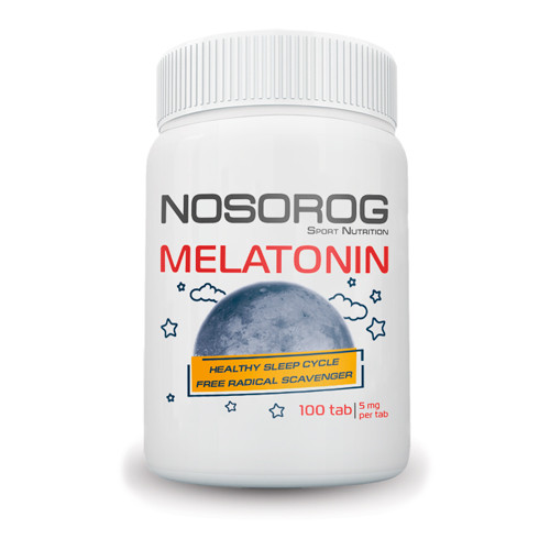 Nosorog Melatonin, 100 таблеток