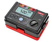 UT526, мегаомметр/ RCD, тест: 1000В, диапазон: до 500 МОм, фото 4
