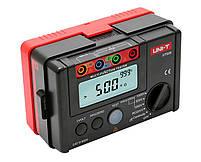 UT526, мегаомметр/ RCD, тест: 1000В, диапазон: до 500 МОм, фото 6