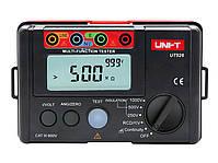 UT526, мегаомметр/ RCD, тест: 1000В, диапазон: до 500 МОм, фото 7