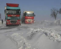 В среду ГАИ просит не ездить грузовикам по Киеву