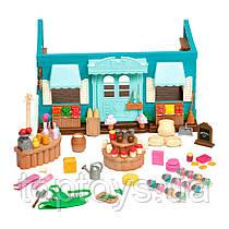 Ігровий набір Branford Lil Woodzeez Продуктовий магазин (6089Z)